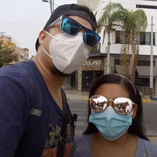 Carlos y Nancy