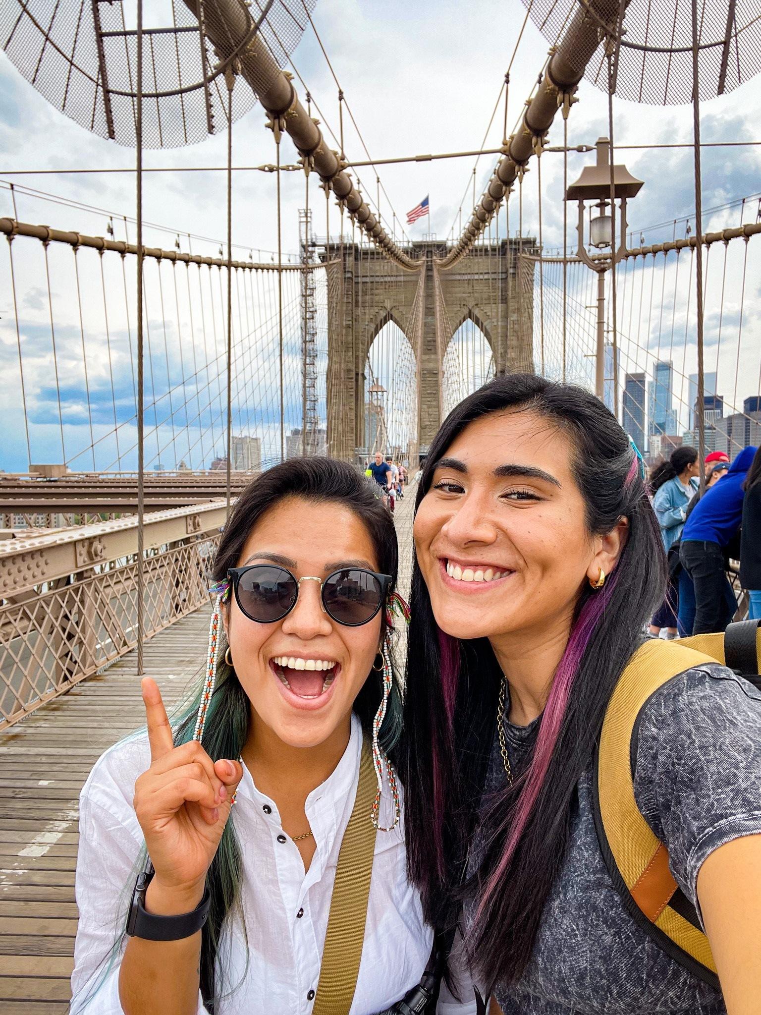 Daniela Rita y Fátima Sotomayor